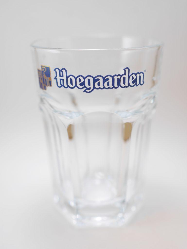 ヒューガルデンの専用グラス