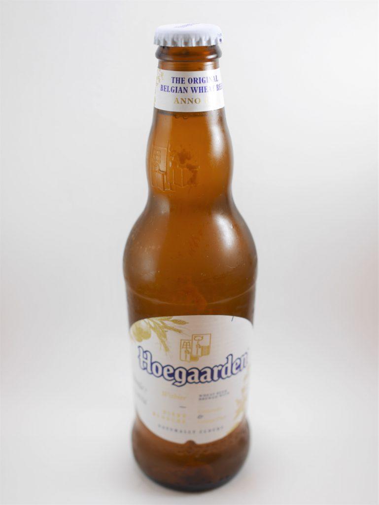 ヒューガルデンの瓶