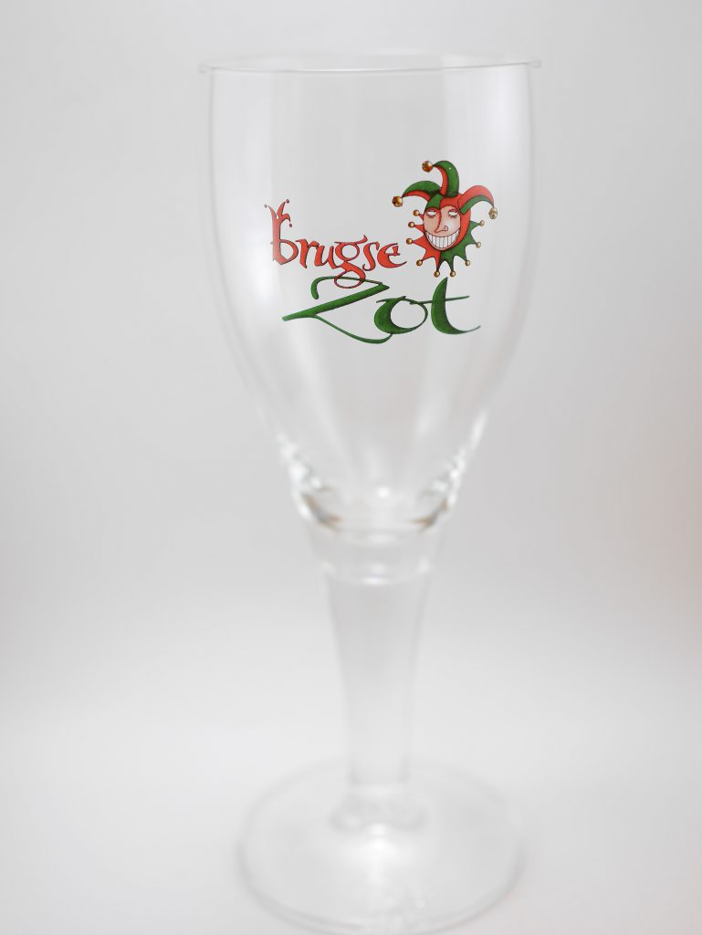 ブルッグスゾットの専用グラス