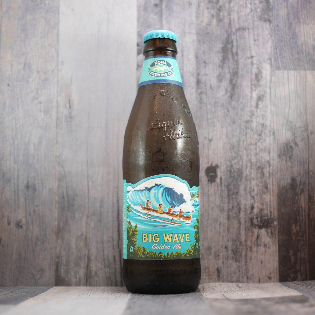 BIG_WAVE_Golden_Aleの瓶正面