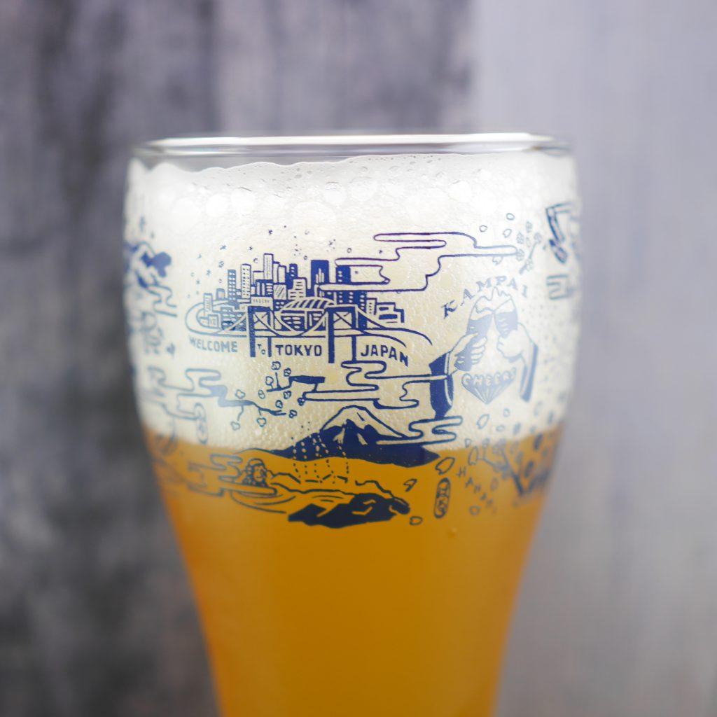 BLUEMOONの日本版オリジナルグラス3