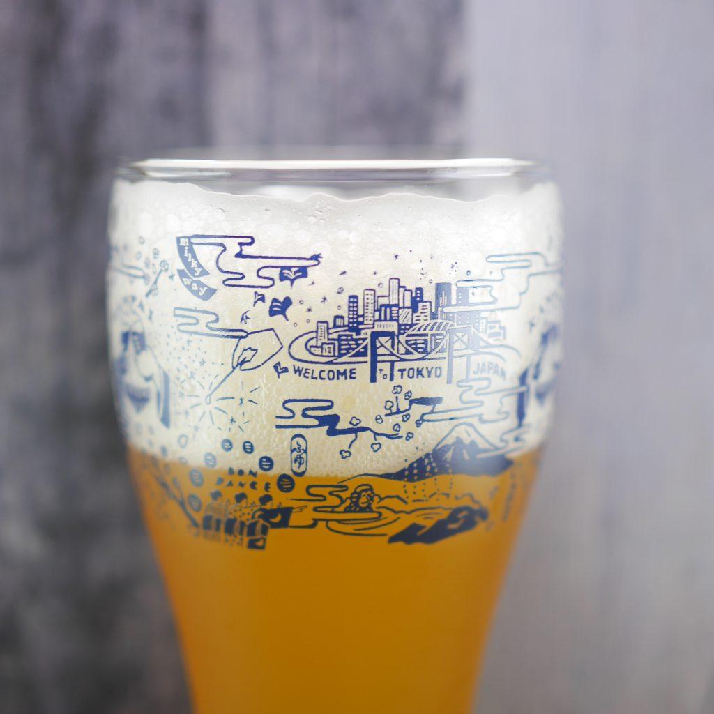 BLUEMOONの日本版オリジナルグラス4
