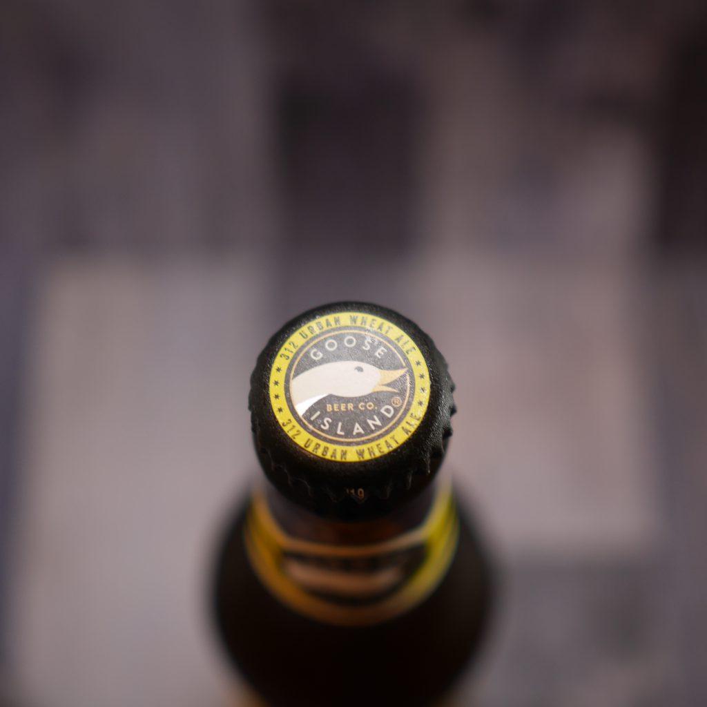 GOOSE_312_URBAN_WHEAT_ALEの瓶上部
