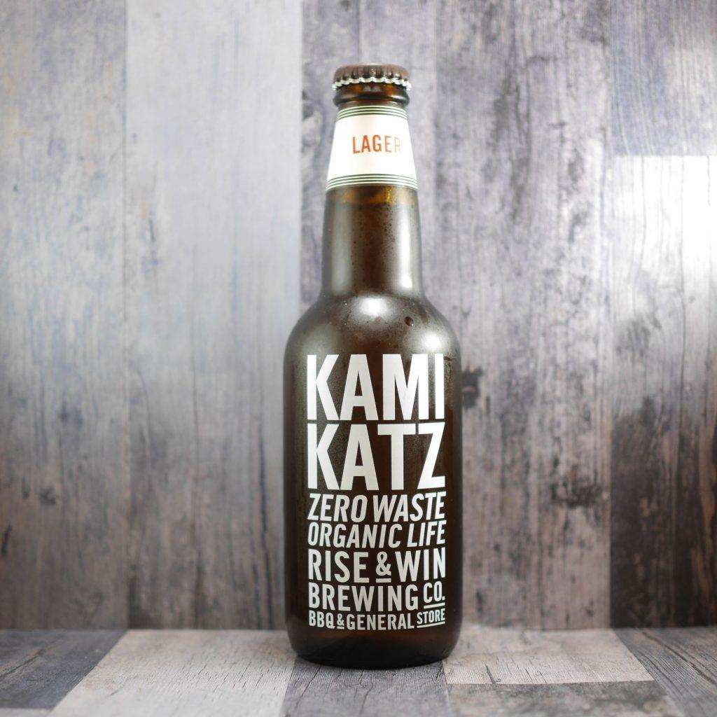 KAMIKATZ_LAGERの瓶正面